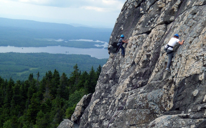 wilderness instructor training in maine