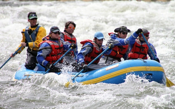 Oregon Rafting Trips