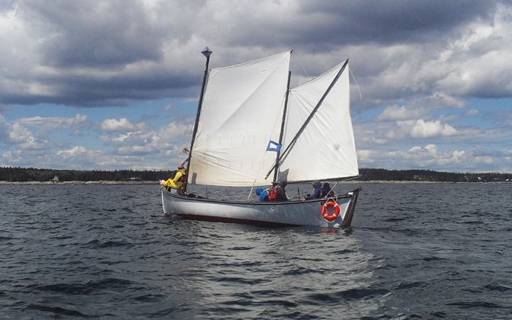 Maine Coast Sailing