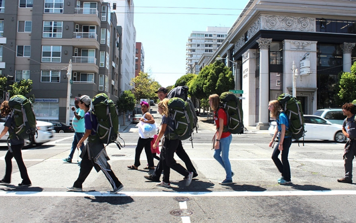 service learning summer program in san francisco