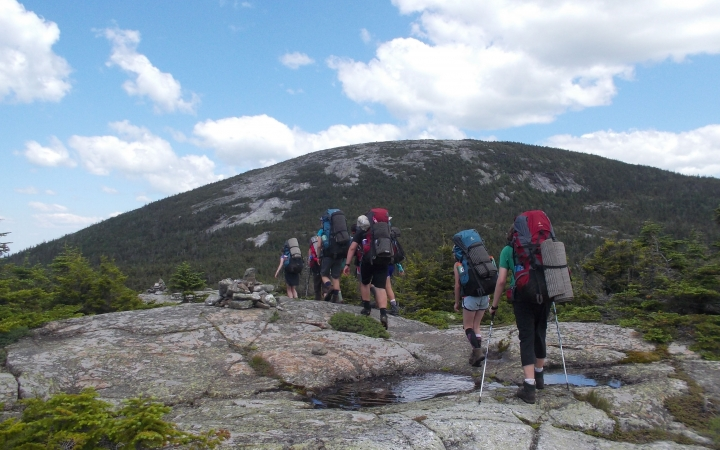 outdoor gap year program in maine and florida