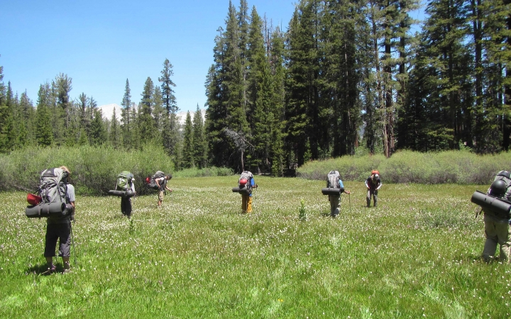 summer program for teens in yosemite