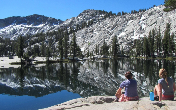 summer backpacking adventure trip for teens