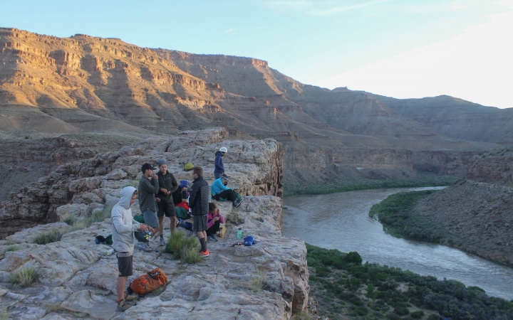 outdoor program in the southwest for adults