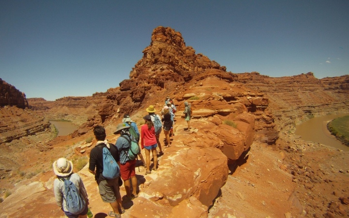 gap year outdoor program in the southwest