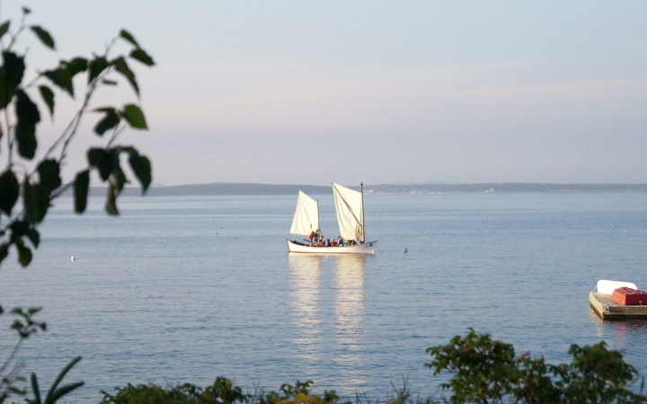 sailing trip for teens