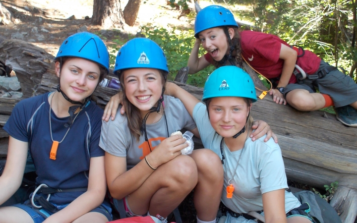 wilderness program for girls