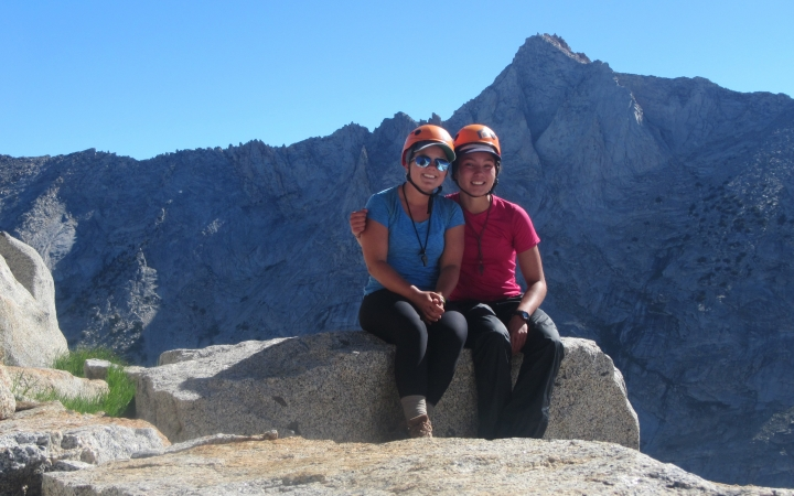 summer backpacking adventure trip for teen girls
