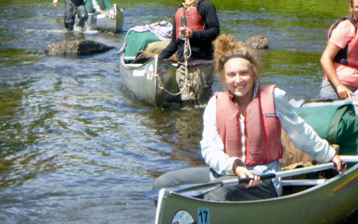 boundary waters canoeing for struggling teens