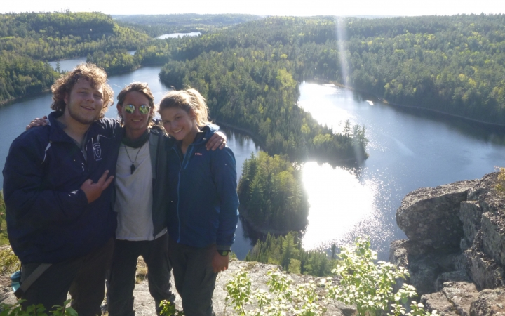 boundary waters backpacking for struggling teens