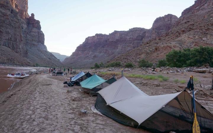 rafting trips on the Colorado River