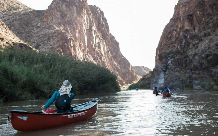gap year outdoor program in big bend