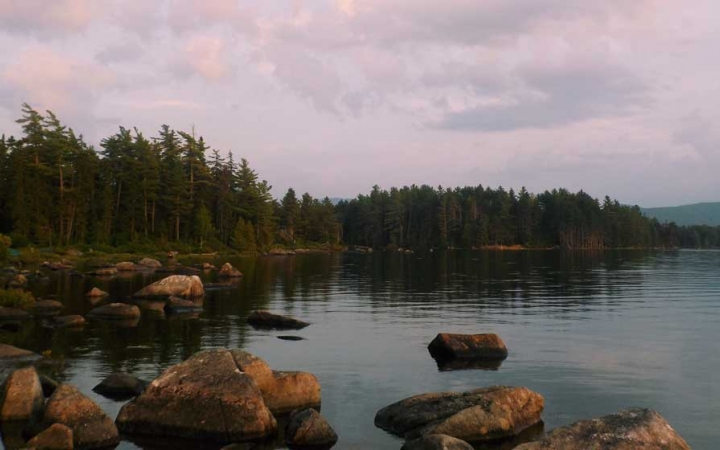 outdoor educator training in maine