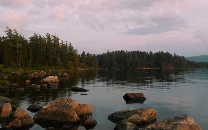 outdoor leadership course in maine