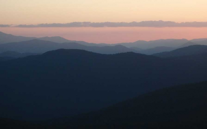 blue ridge mountains camp