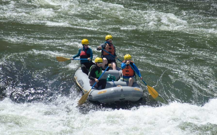 rafting expedition for lgbtq teens