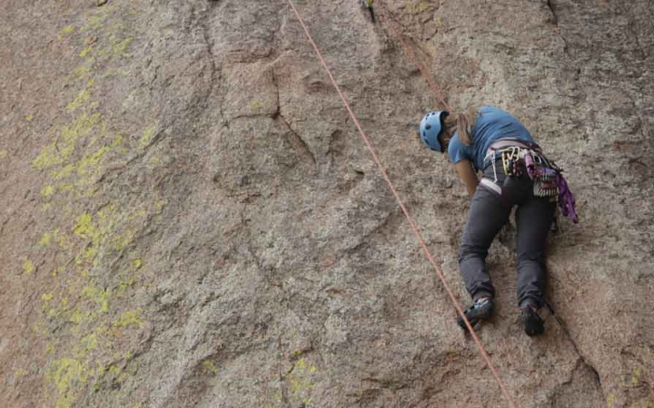 rock climbing program for adults in colorado