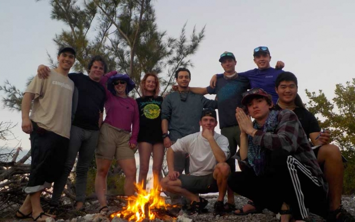 gap year outdoor leadership program