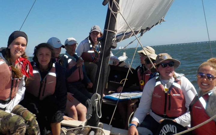 gap year sailing adventure program in florida
